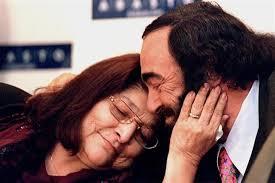 With Pavarotti