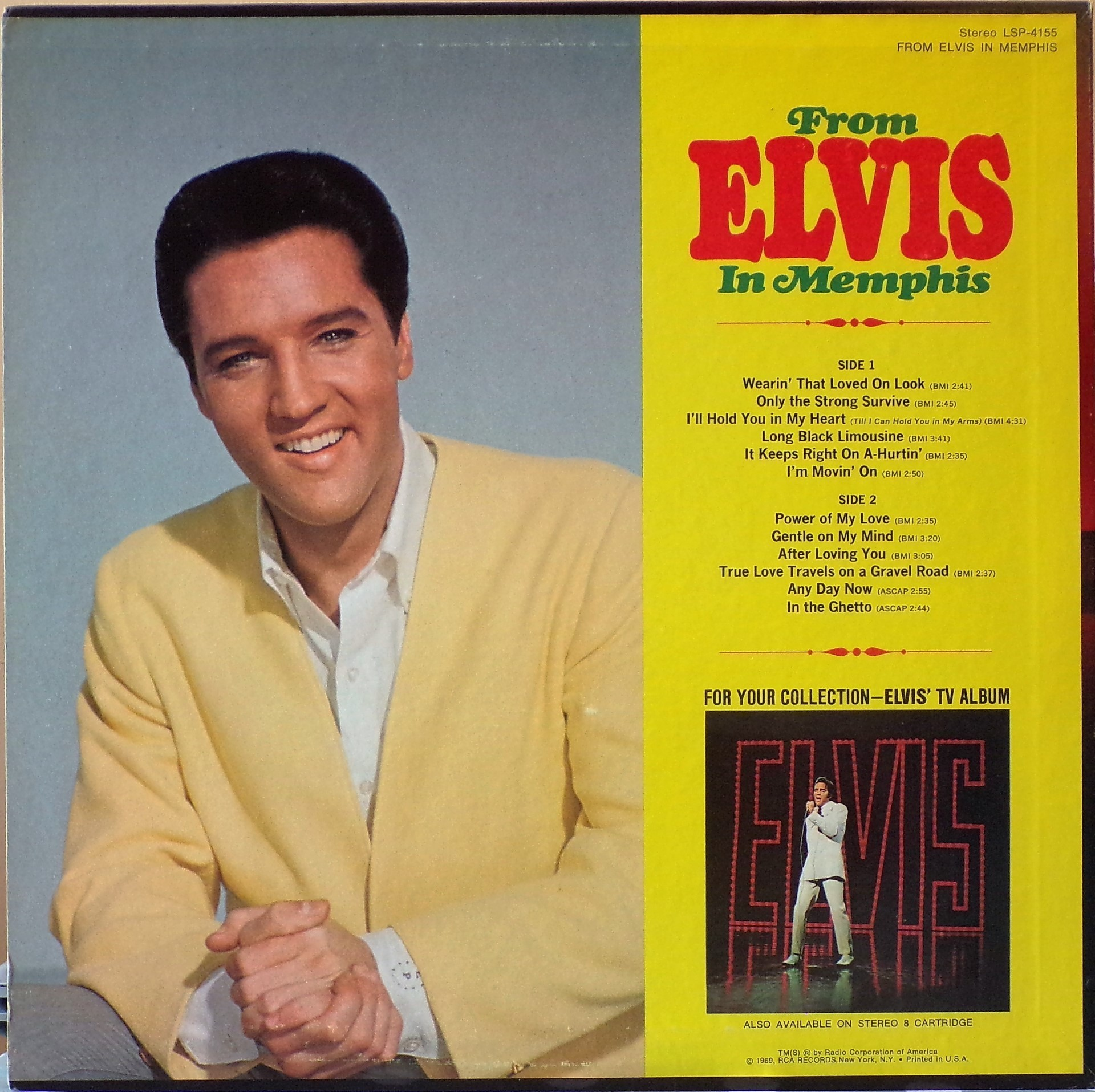 Elvis I Ll Hold You In My Heart