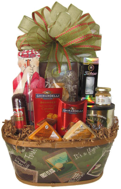 Golf Gift Basket in Las Cruces