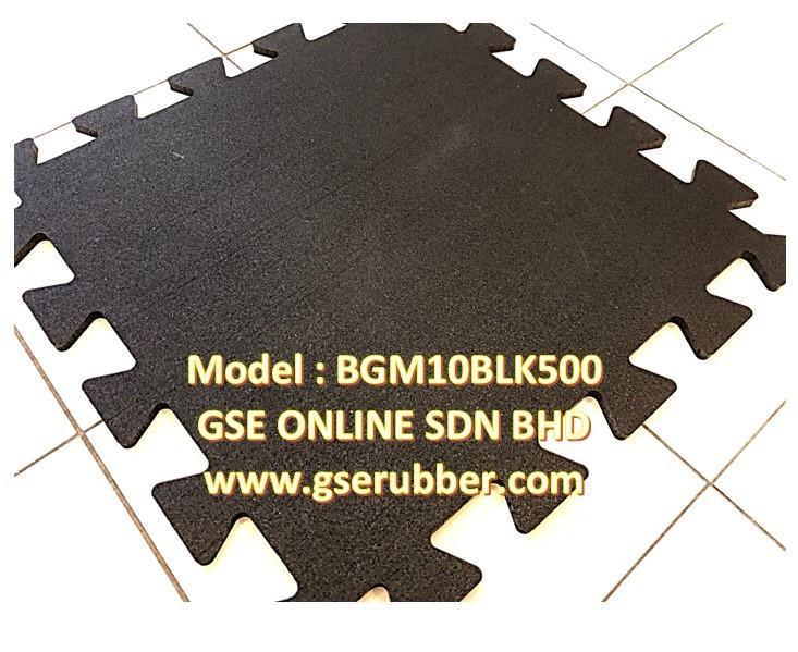Interlocking Rubber Flooring Malaysia