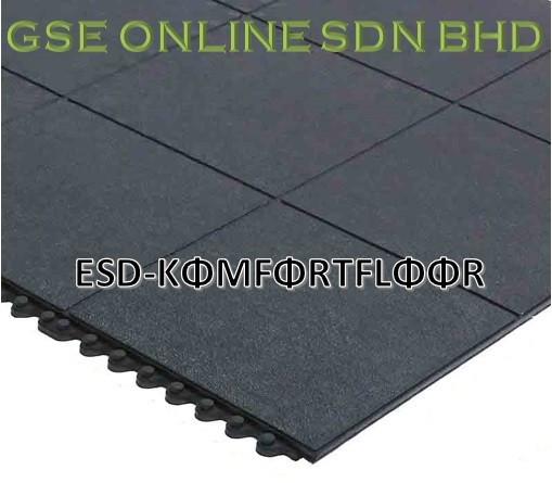 ESD Conductive Rubber Mat Malaysia
