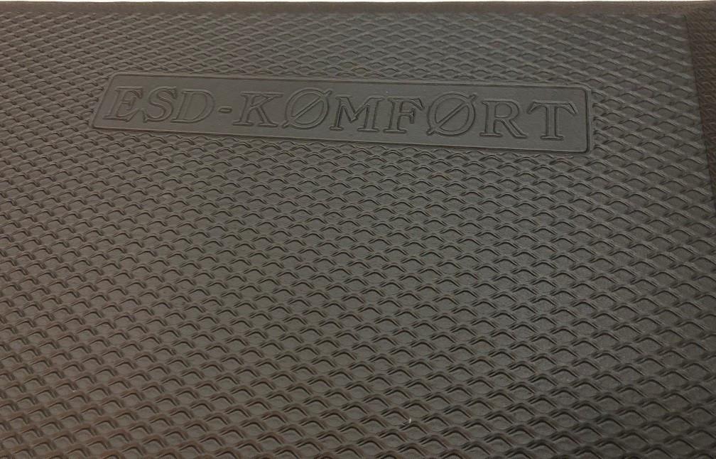 esd standing comfort mat logo Malaysia