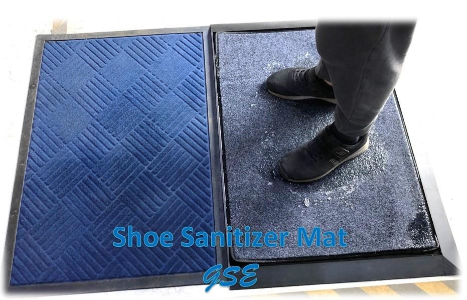 Shoe Sanitizer Mat Malaysia