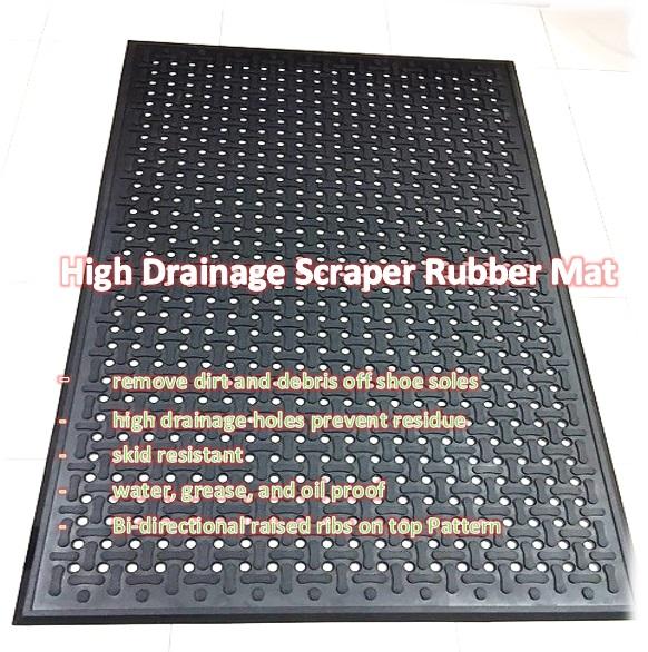 rubber drainage mats Malaysia