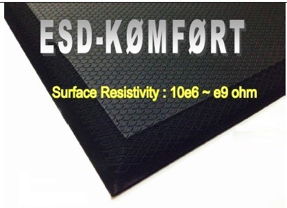 ESD COMFORT RUBBER MAT MALAYSIA