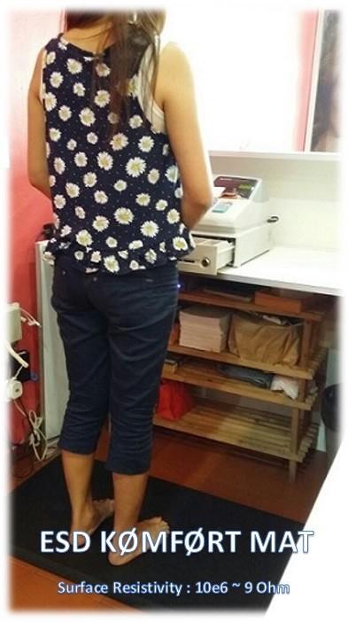 cashier rubber mat malaysia