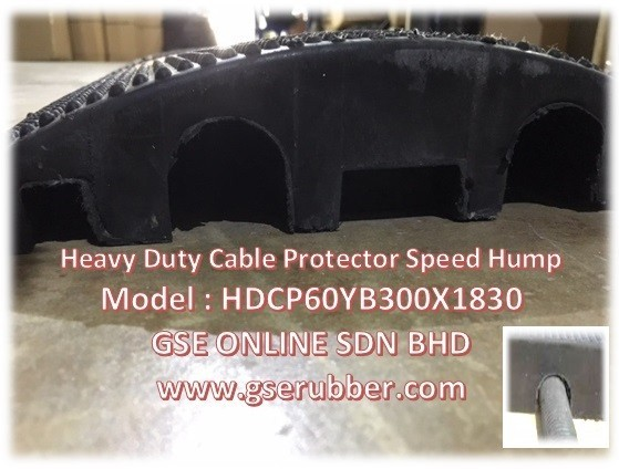 Traffic Safety Heavy Duty Cable Hump Malaysia