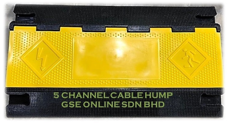 5 channel cable hump Malaysia