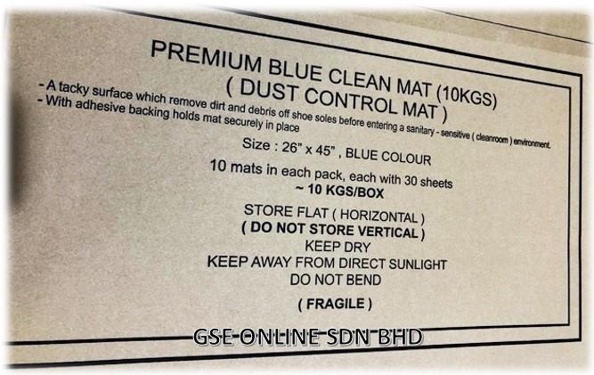 Premium Sticky Mat 26 x 45 Malaysia