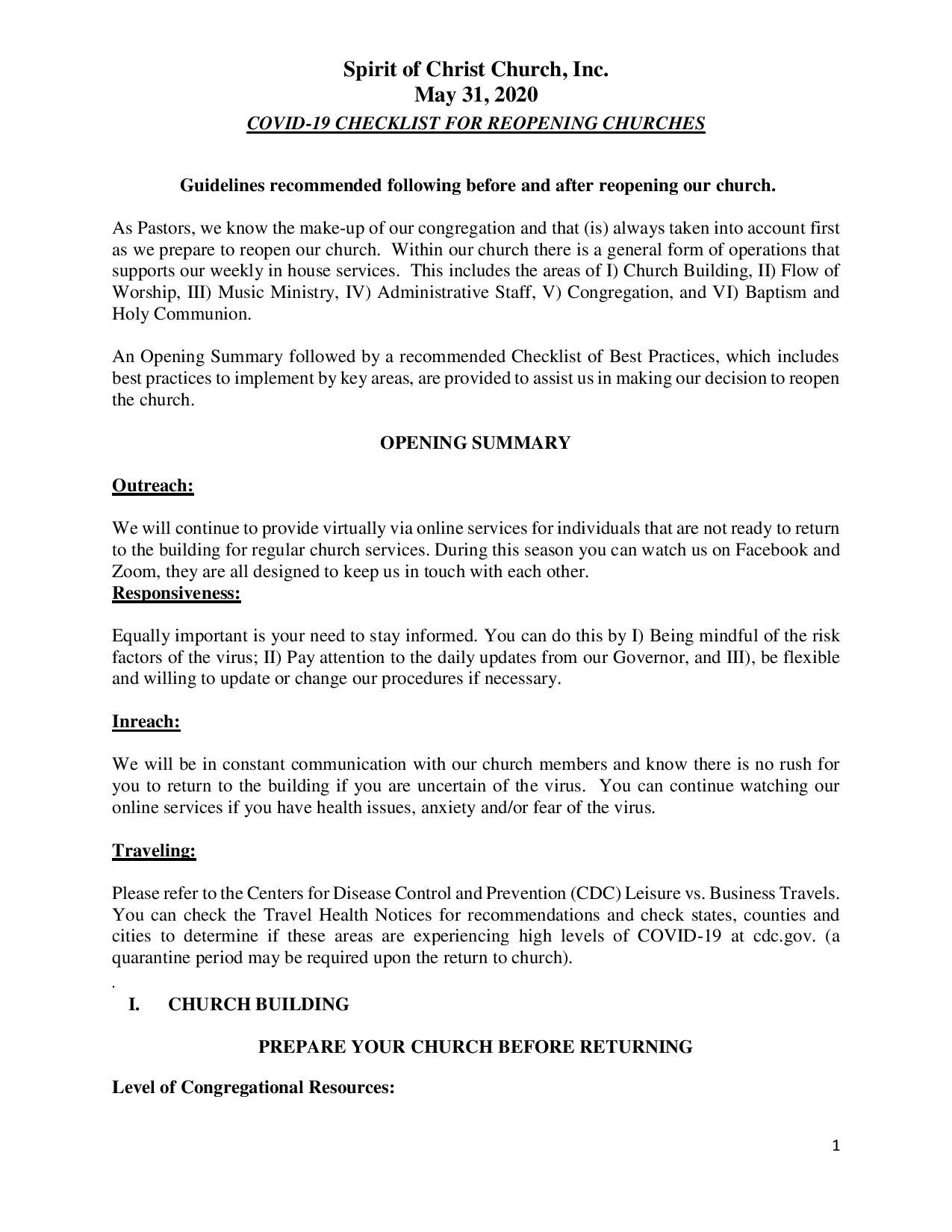 COVID-19_SAFELY REOPENING HOUSES OF WORSHIP GUIDELINE AND SUMMARY-page-001