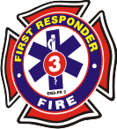 First Responder 3 Decal - FR3 Decal