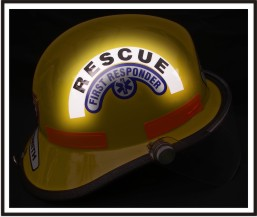 Helmet Title Decal (NG-1002F)
