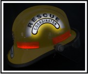 Mini Helmet Title Decal (NG-1003F)