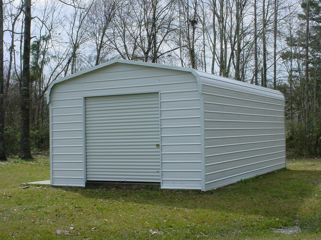 Regular Style Garage
