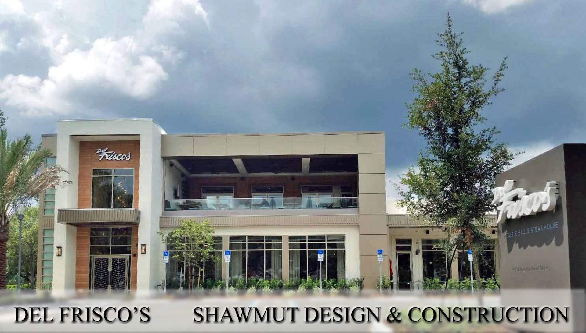 Del Frisco's - Shawmut Design and Construction
