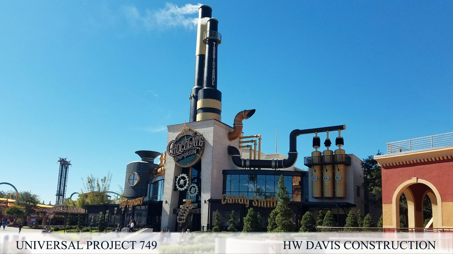 Universal Project 749