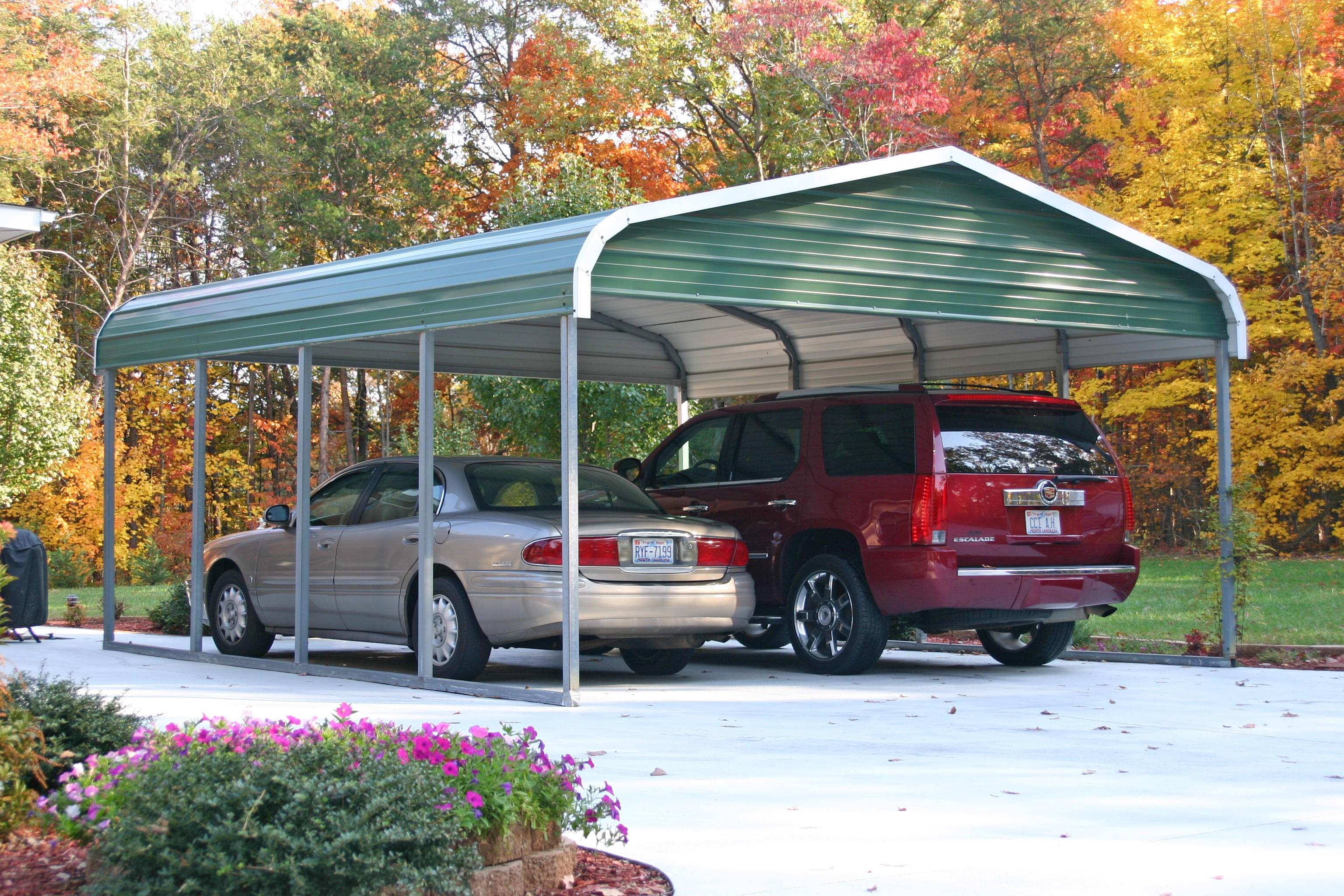 Metal Carports In Kentucky Ky Carport Prices