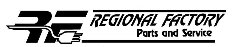 Regional Factory Parts and Service Logo