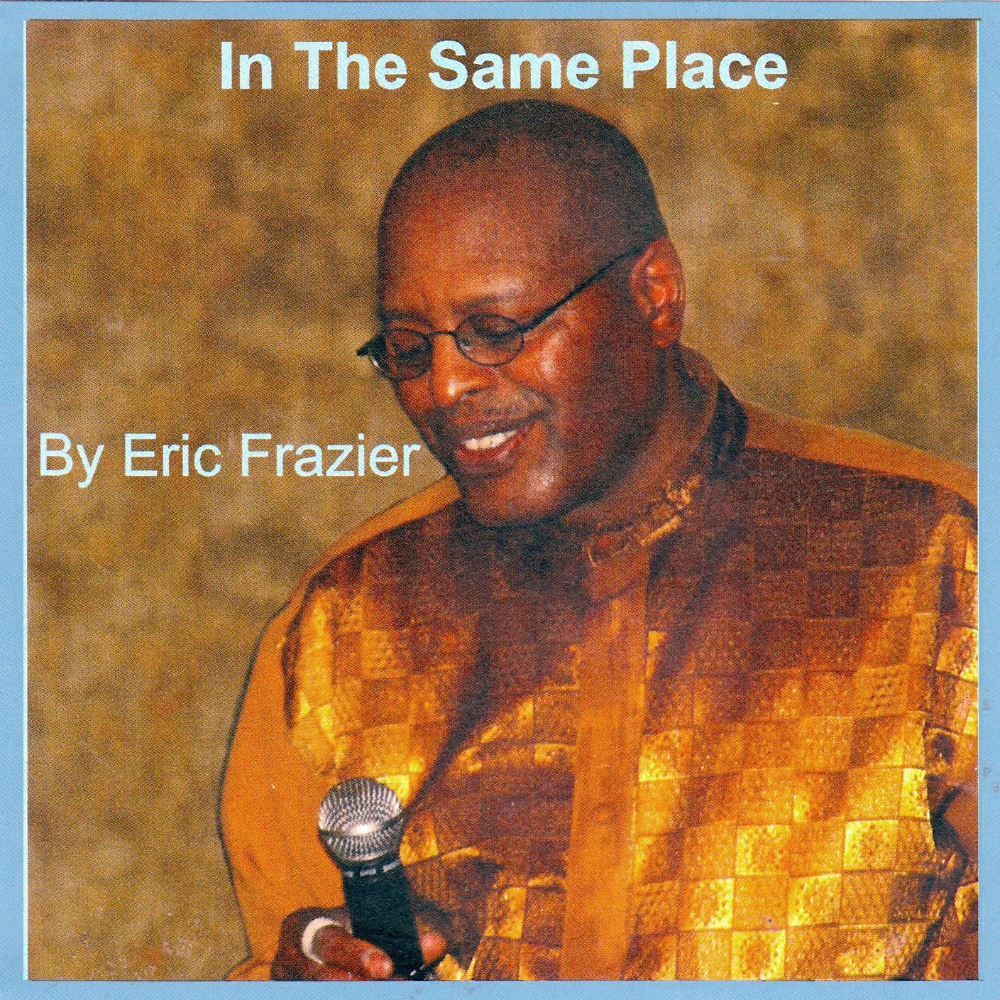In This placeAlbum cover copy