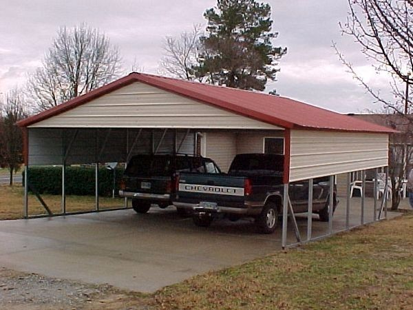 Beckley WV Metal Carports
