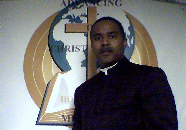 Bishop James Jr. Hairston