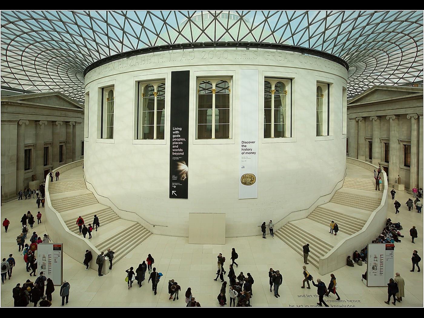 British Museum London - A Popular Tourist Attraction