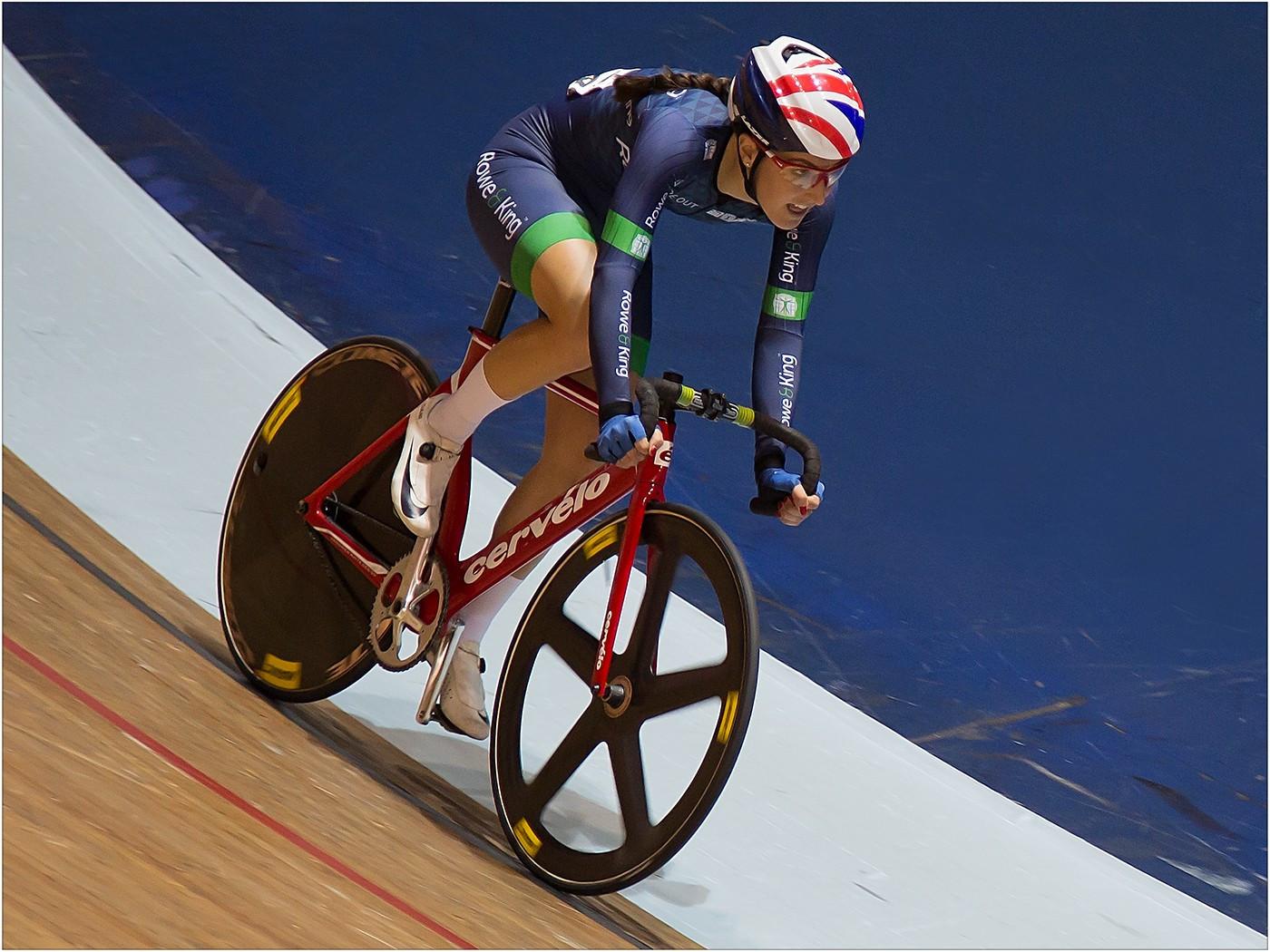 Dani Rowe MBE - World and Olympic Champion