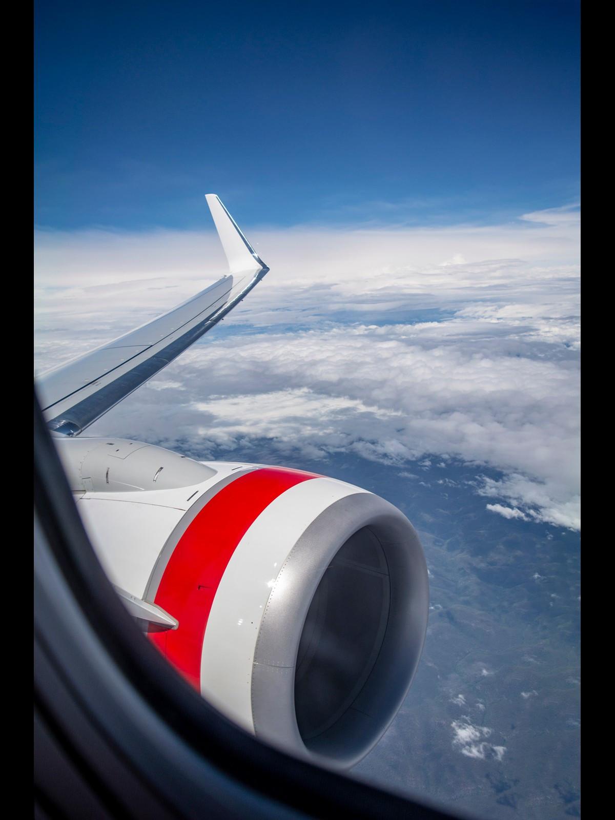 Flying high across Australia
