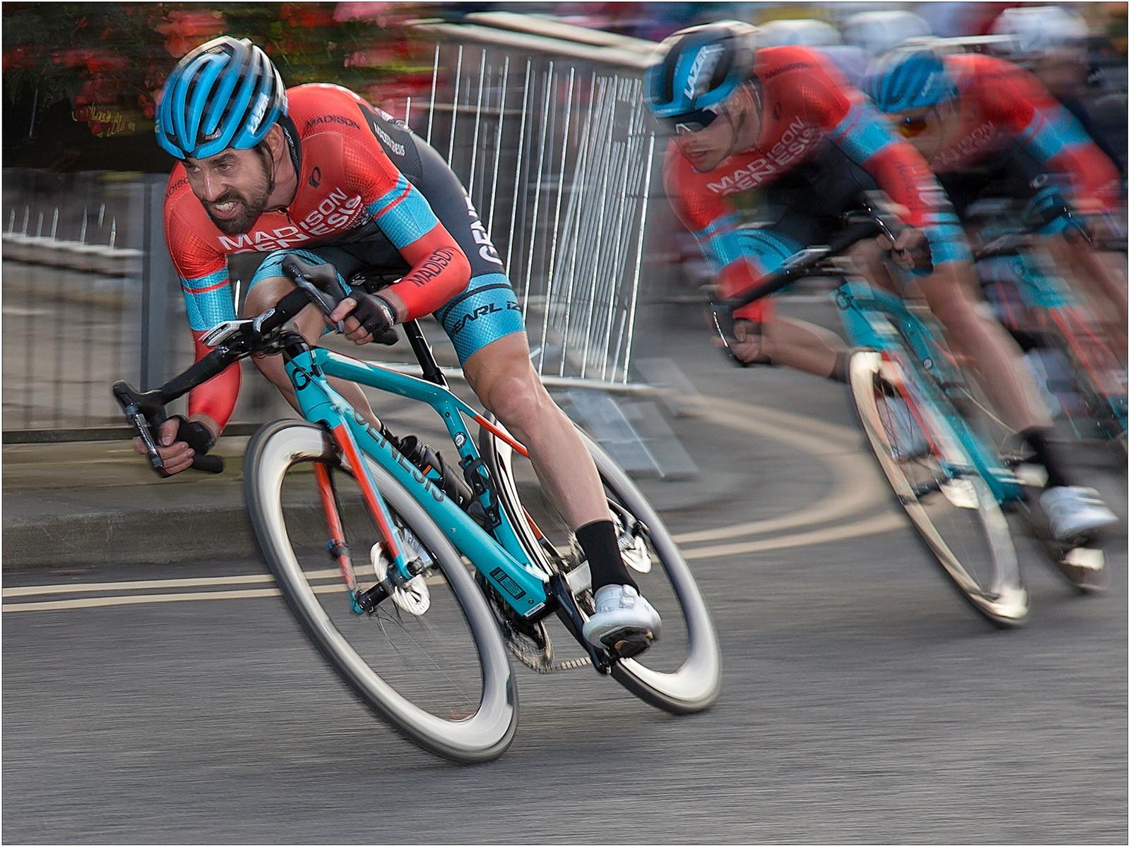 Aggression - Colne Cycling Grand Prix 2019