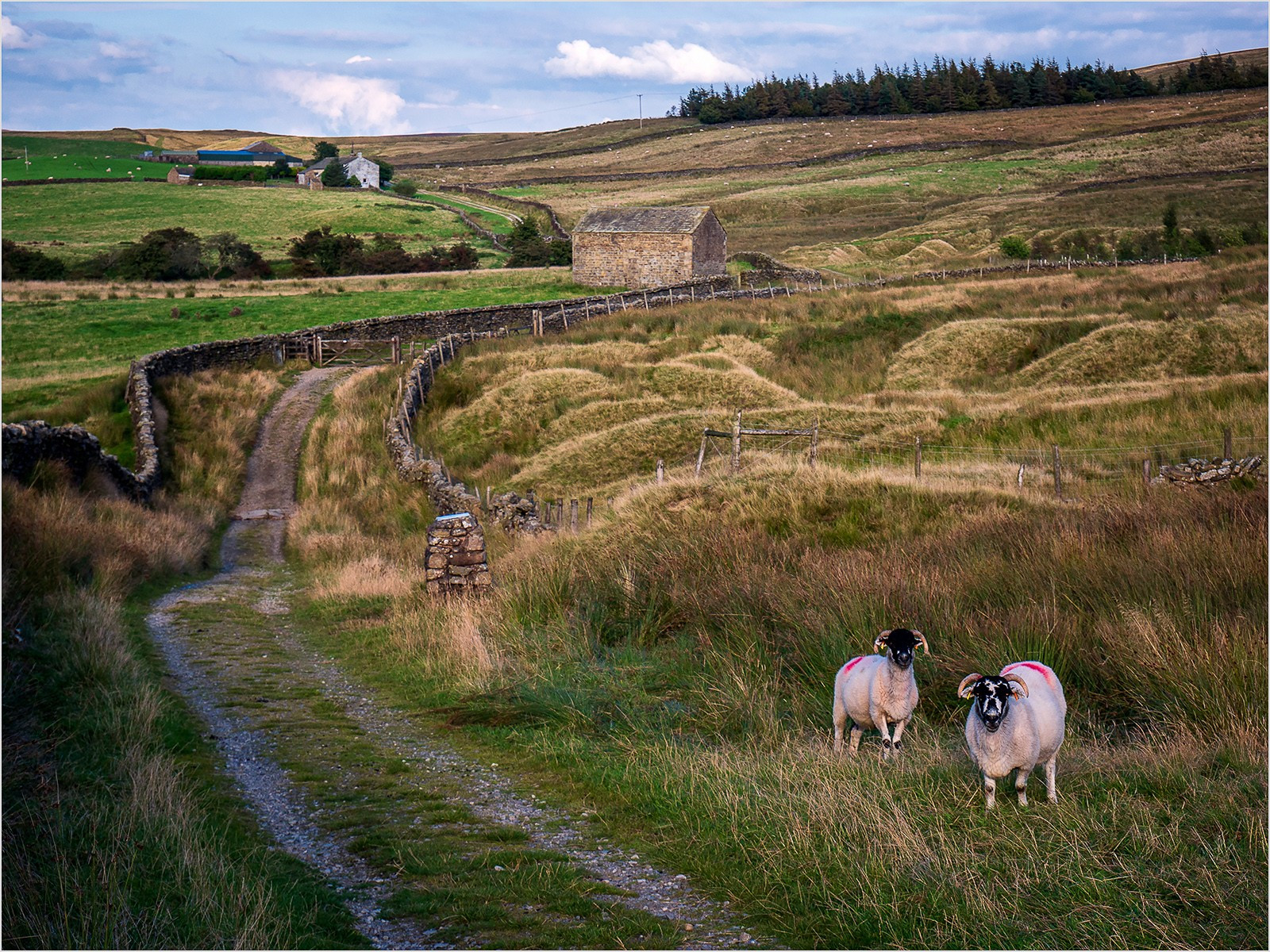 The Long & Winding Road to Wycoller