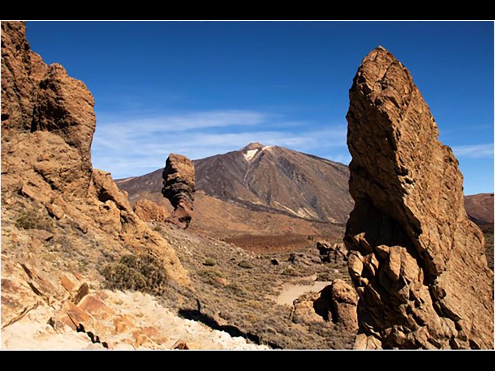 7.Mount Teide