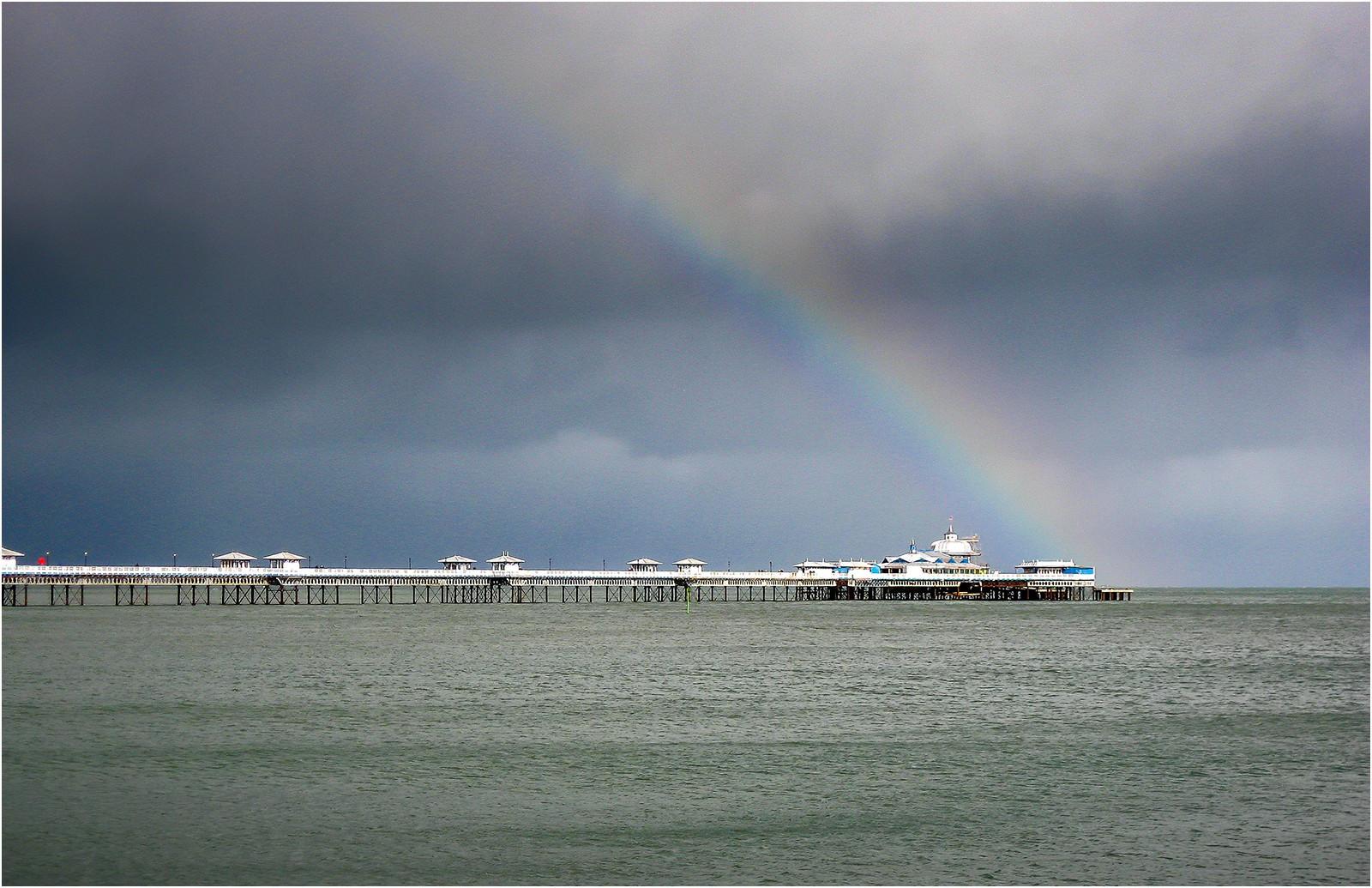 10.LLandudno Pier