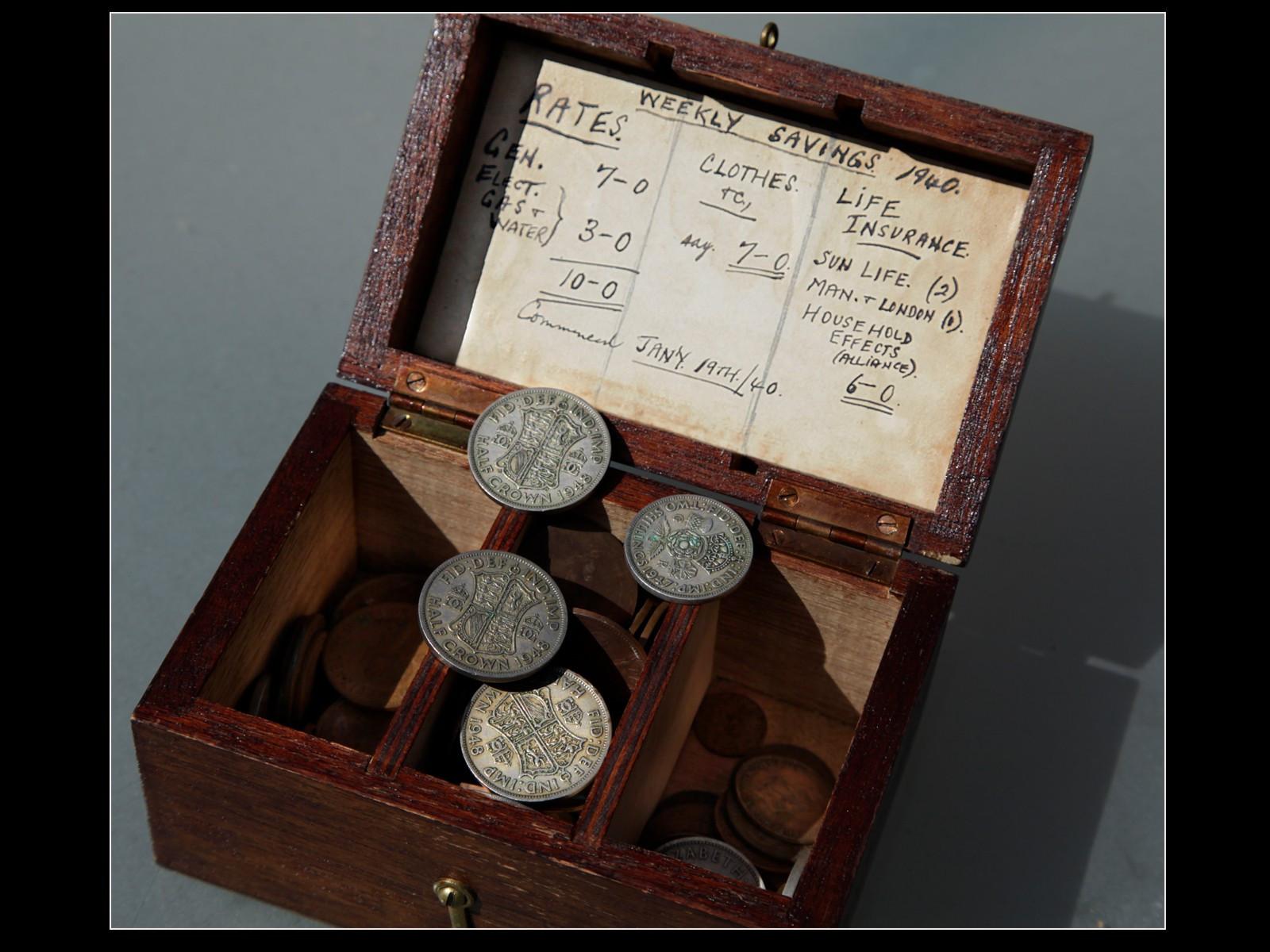 3.War-time Savings