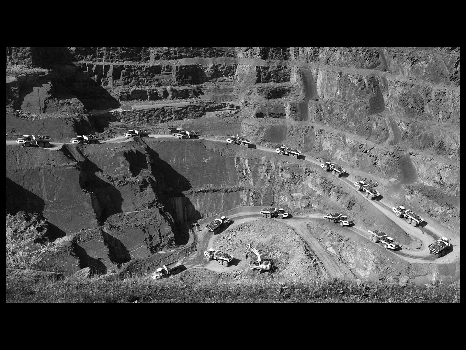 3.Quarry Convoy