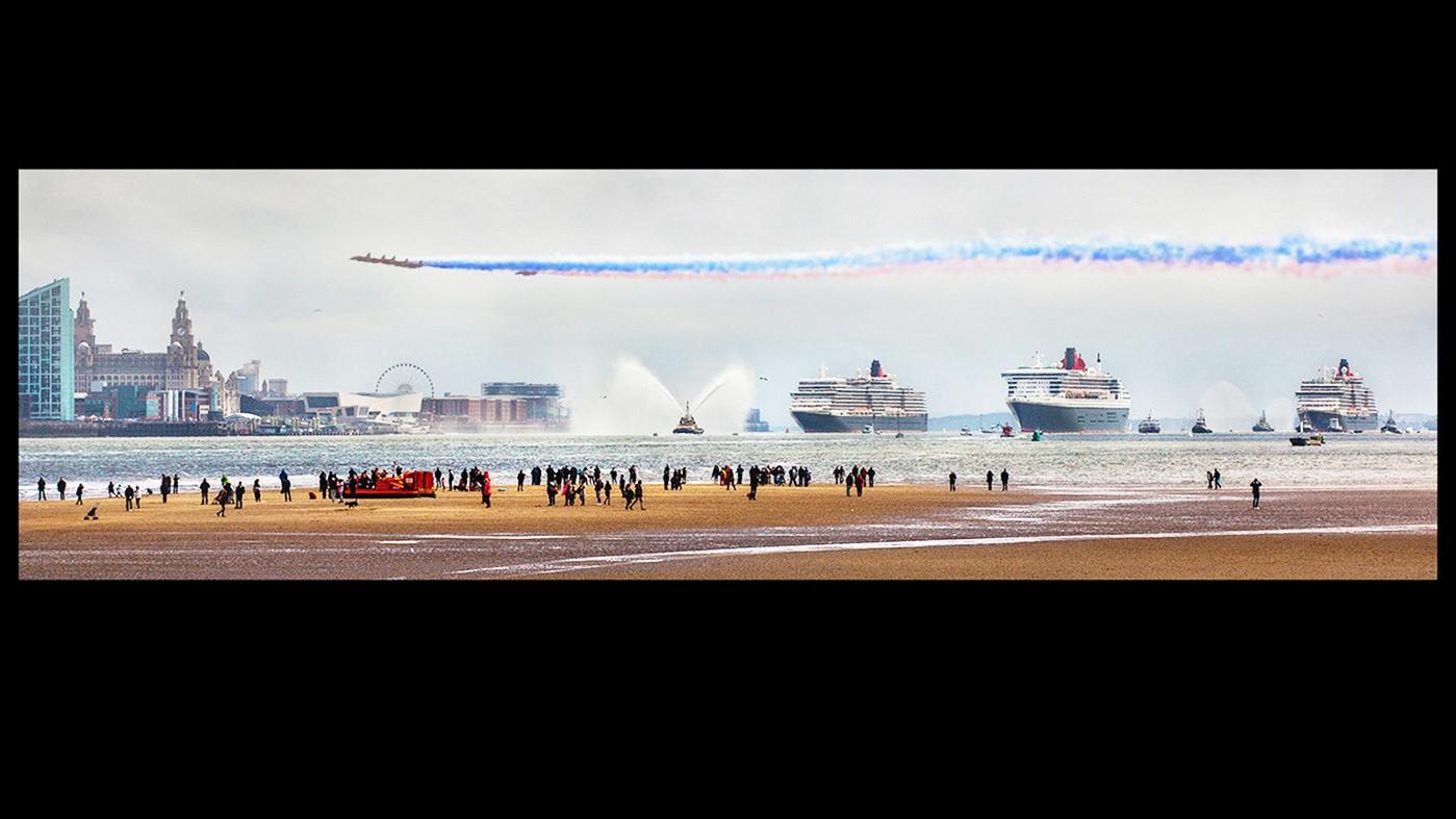 1.Three Queens visit Liverpool