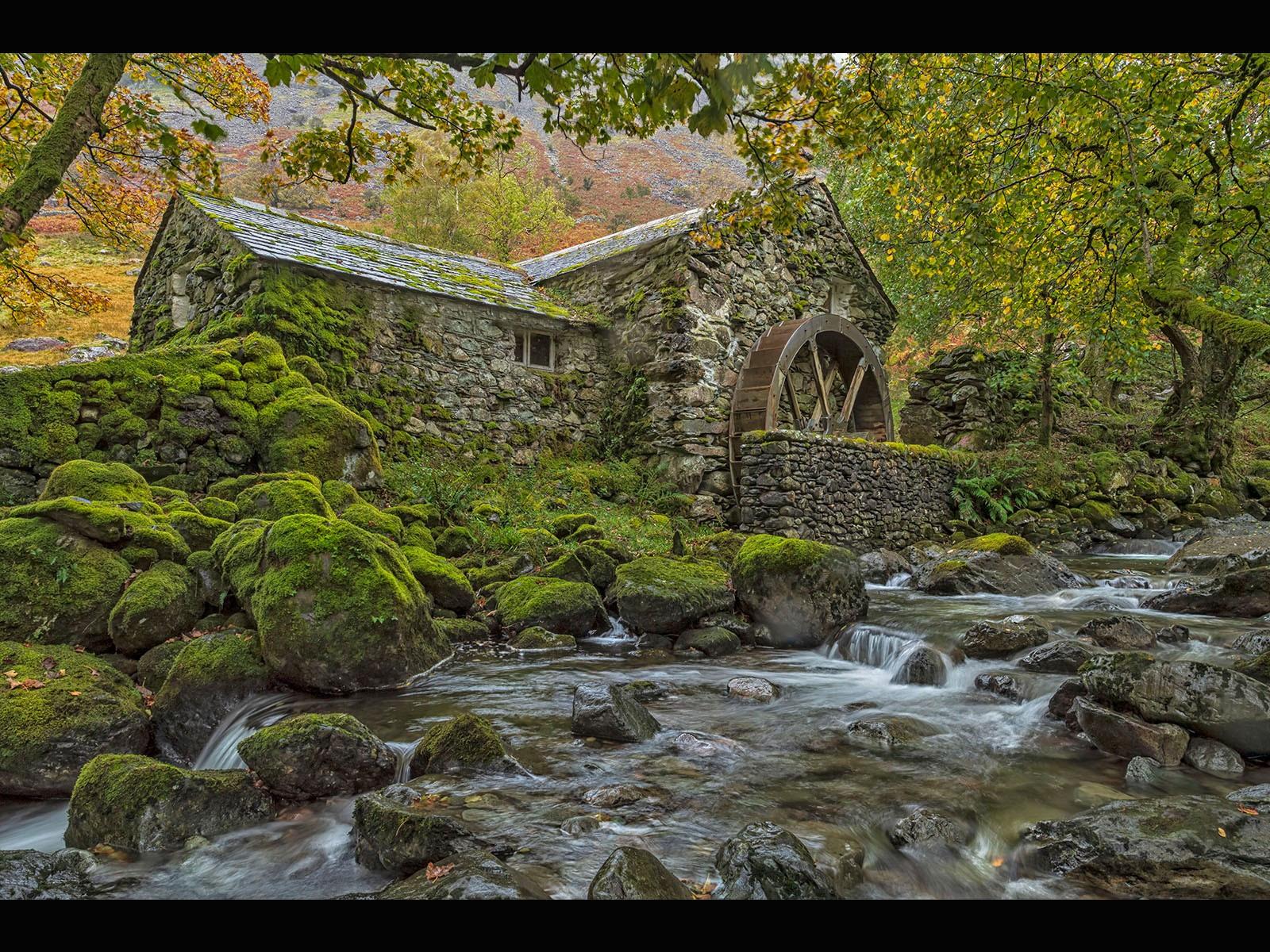 19. The Secret Watermill