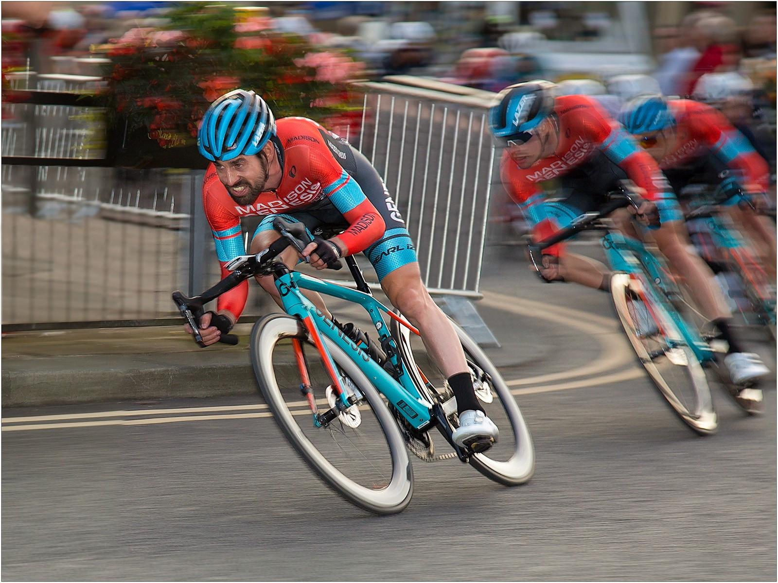 Aggression - Colne Cycling Grand Prix