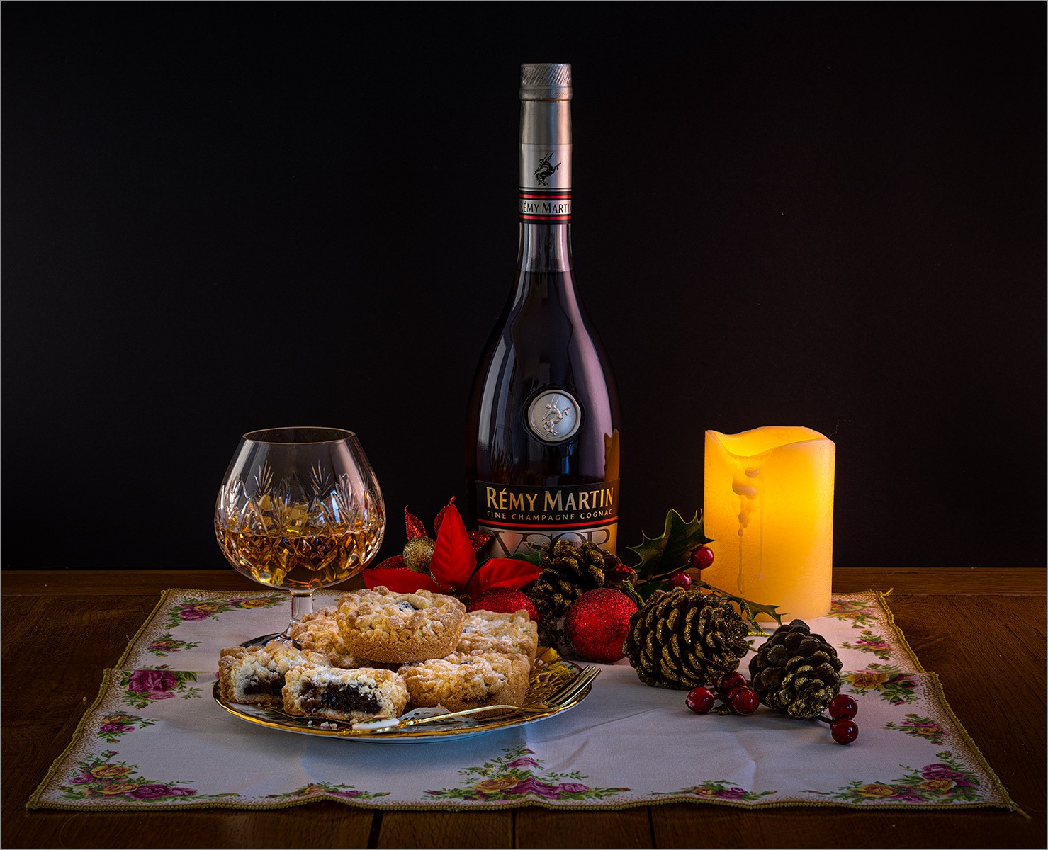 4. Mince Pies With Brandy