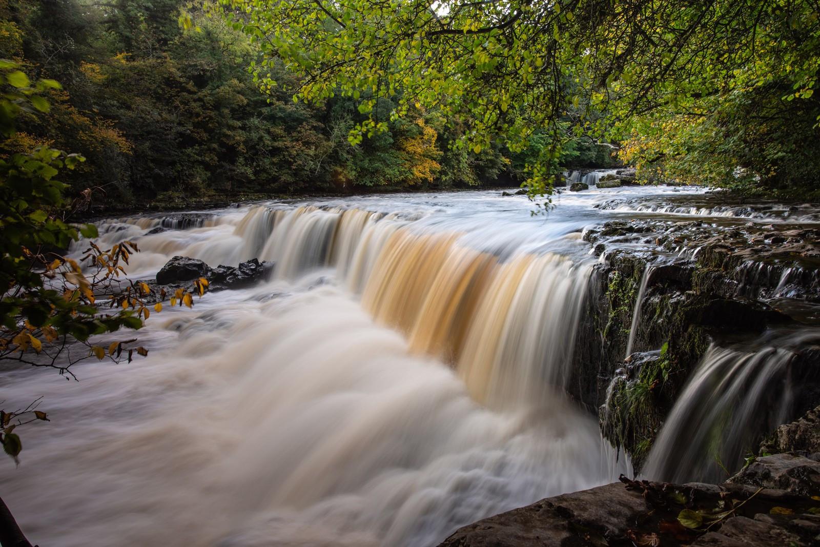 10.Upper Falls, Aysgarth