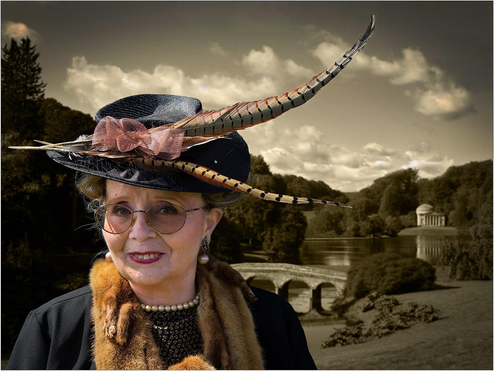 18.Lady Margaret at Stourhead