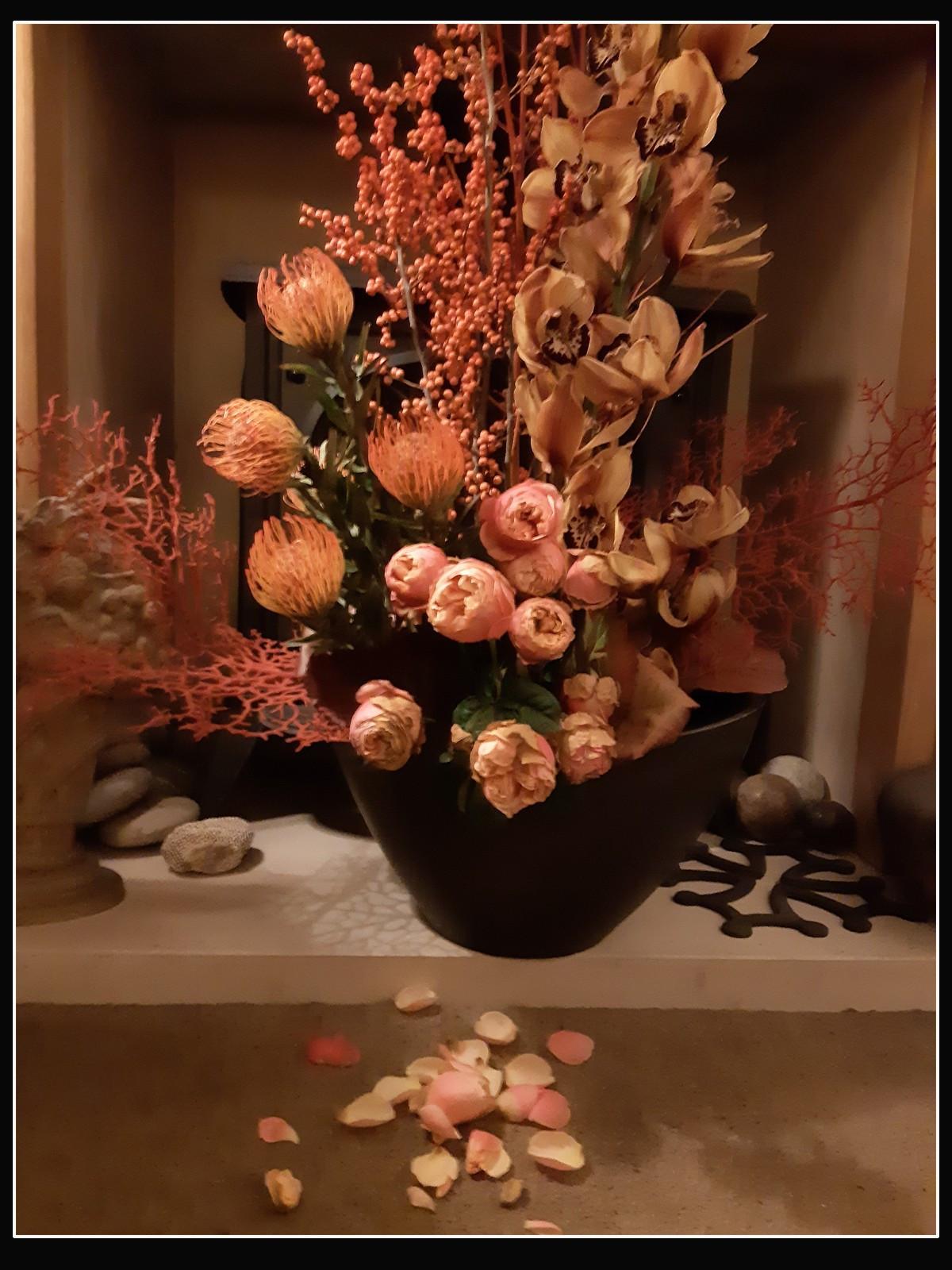 20.When petals start to fall...
