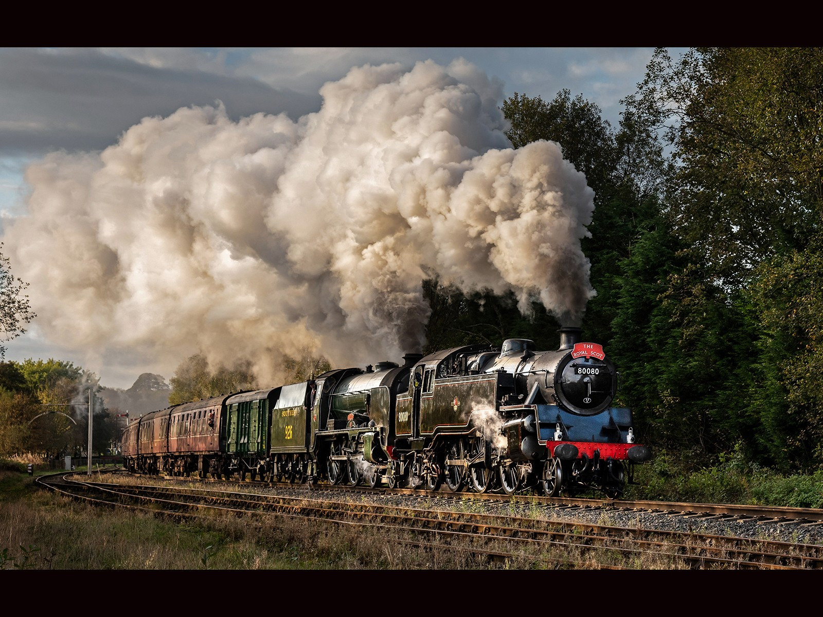 80080 Double Heads with         Repton               Bill Smith    16