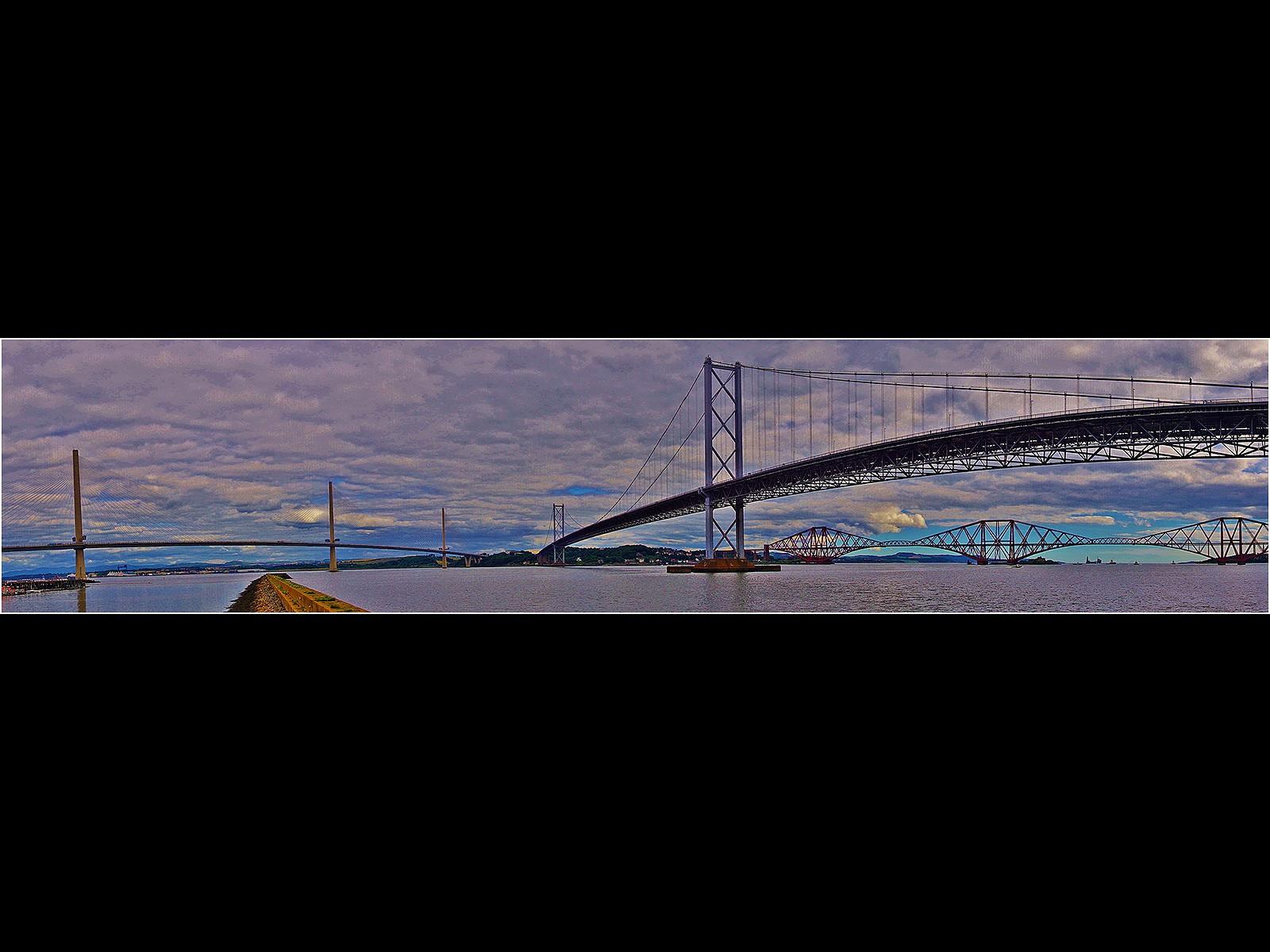 9. Three Bridges