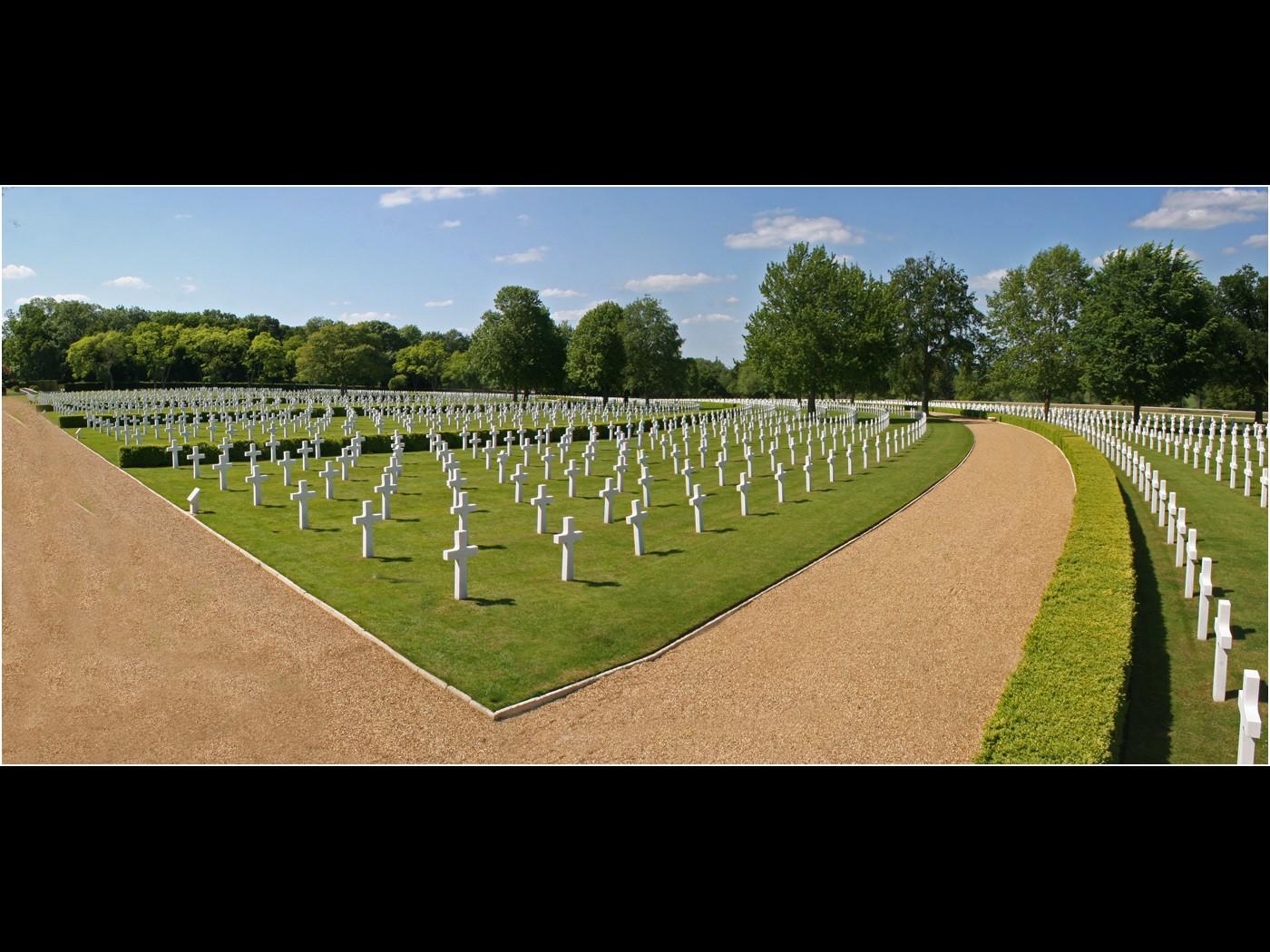 US Cemetery Cambridge