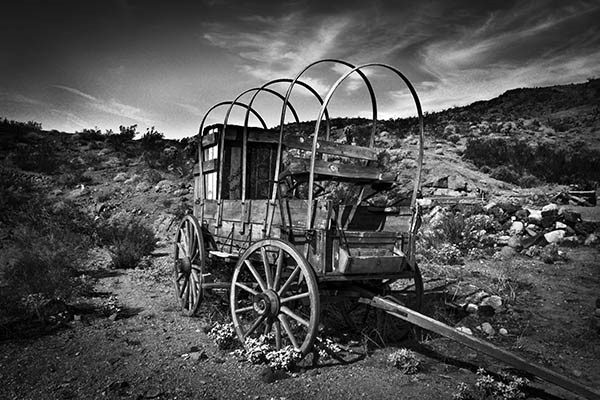 Relic Of The Wild West