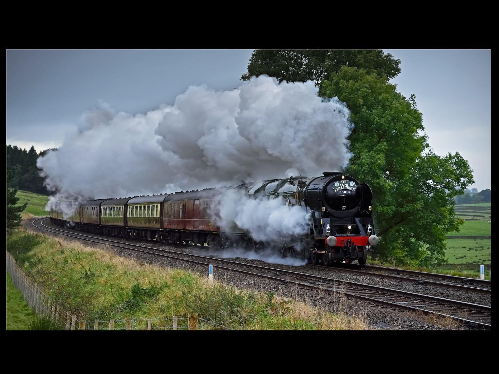 Leaking British India Line at Eldroth