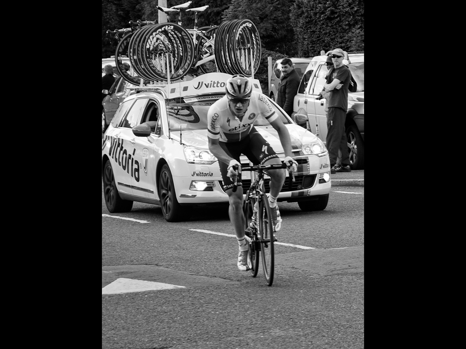 Leader of the Tour  of Britain
