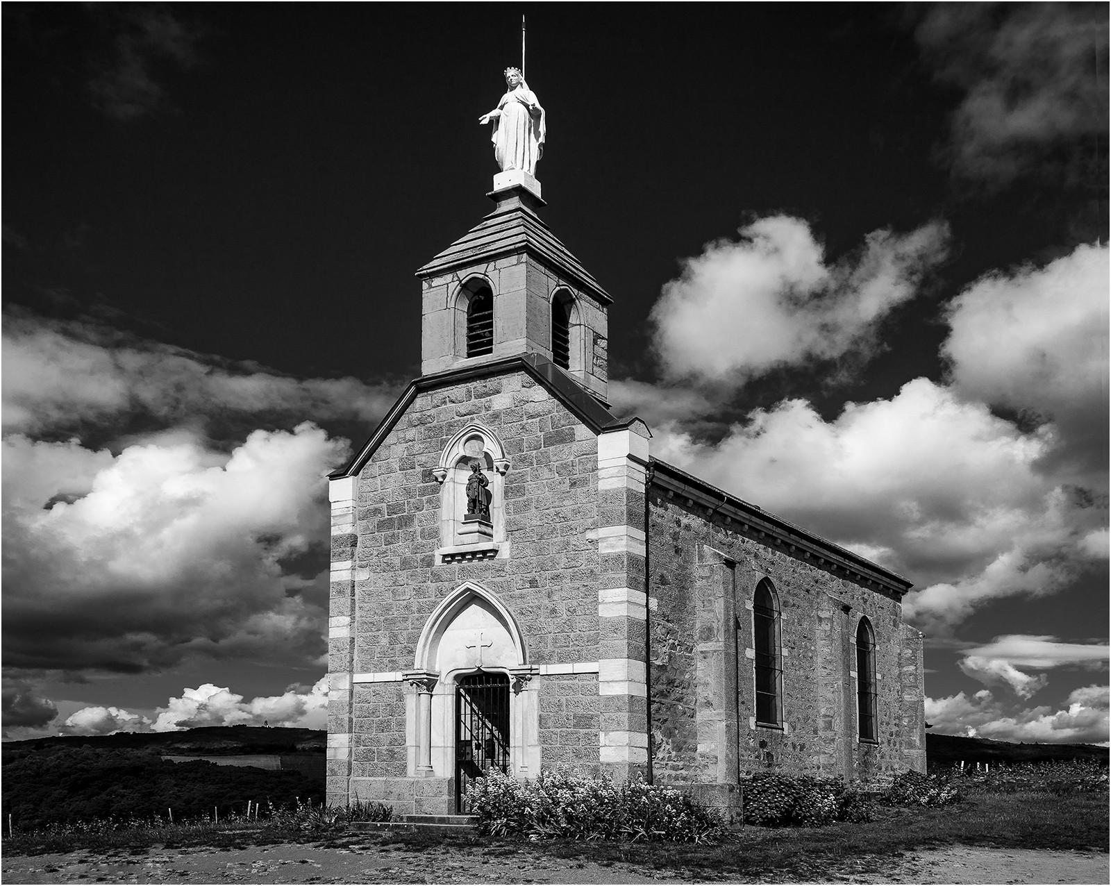 Little Church At Fleurie