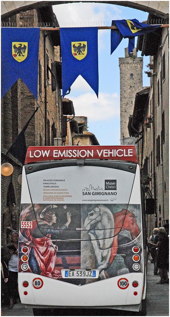 Low Emmission Vehicle