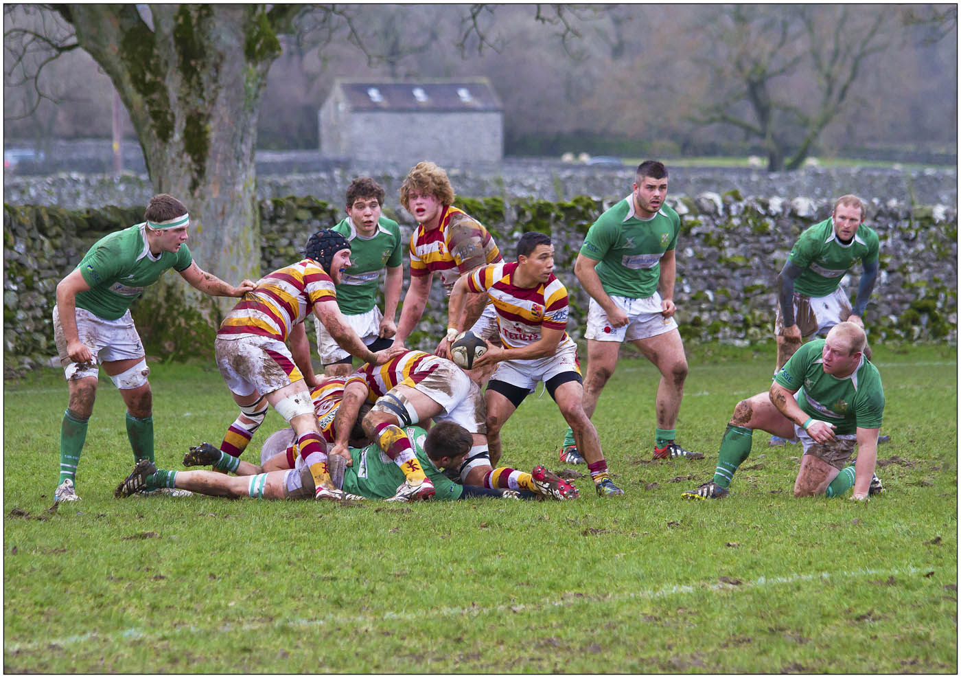 Wharfedale stand firm as Fylde Attack